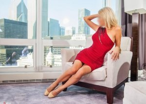 Gilliane live escort and erotic massage